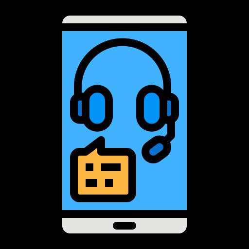 call, customer, info, service, support icon