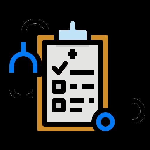 Checklist, clipboard, healthcare, medical, report icon - Free download