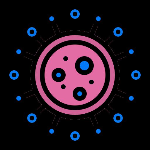 biology, cell, corona, corona virus, coronavirus, covid, life, microorganism, virus icon