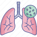 bronchitis, corona, effect, inflammation