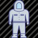 hazmat, protection, protective suit, suit
