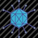 corona, coronavirus, disease icon