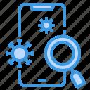 smartphone, coronavirus, virus, transmission, covid19