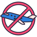 coronavirus, covid, flight, plane, prohibited, quarantine, travel