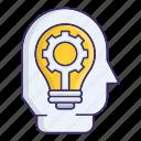 efficiency, idea, performance, productivity icon
