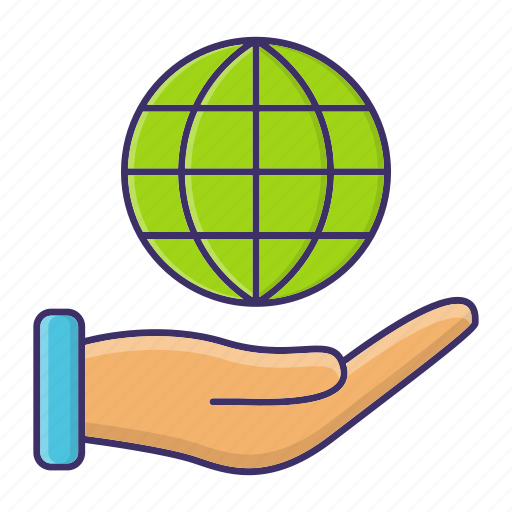 Business, care, global icon - Download on Iconfinder
