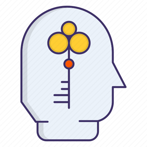 corporate, key, person, solution icon