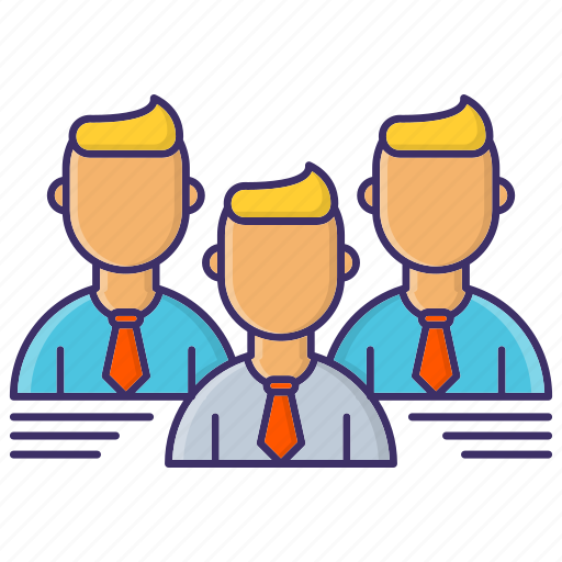Corporate, leader, leadership, team icon - Download on Iconfinder