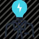 brainstorming, bulb, business, idea, imagination, light, solution