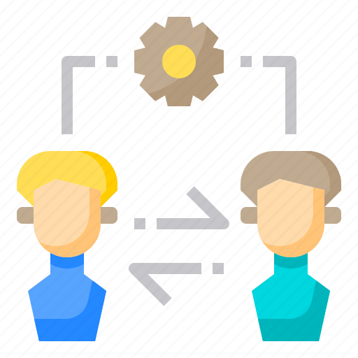 Brainstorming, communication, conference, discussion, diversity, office, working icon - Download on Iconfinder