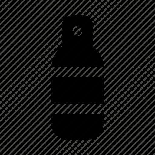 beauty, cosmetics, spray, vial icon