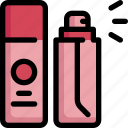 beauty, cosmetic, cosmetics, hygiene, makeup, spa, spray icon