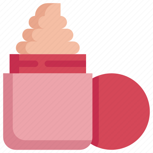 beauty, cosmetic, cosmetics, cream, lotion, makeup icon