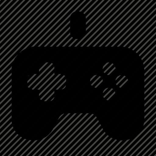 controller, games, joypad icon