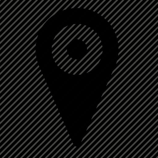 icojam, location icon