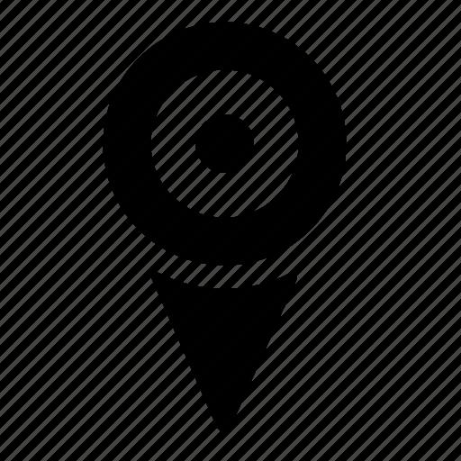 Location icon - Download on Iconfinder on Iconfinder