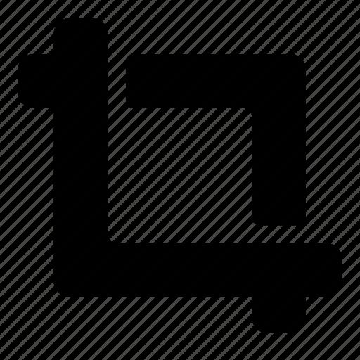 crop, edit, photoshop, transform icon