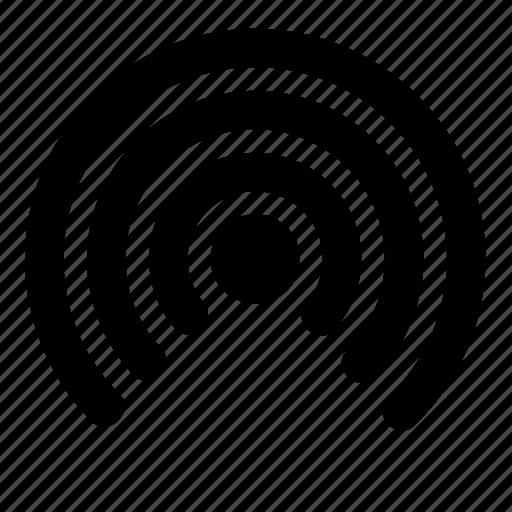 airdrop, antenna, signal, wifi, wireless icon