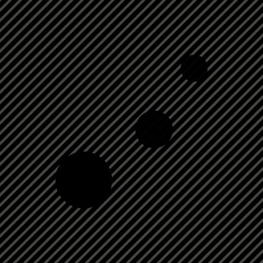 advanced, appcirclebar, dots icon