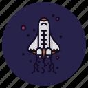 spaceshuttle, astronomy, launch, rocket, space, spacecraft, spaceship