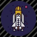 spaceshuttle, astronomy, launch, rocket, science, spacecraft, spaceship