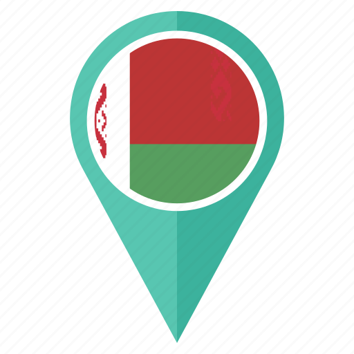 belarus, country, flag, flags, location, nation, national icon