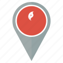 country, flag, hong kong, location, navigation icon