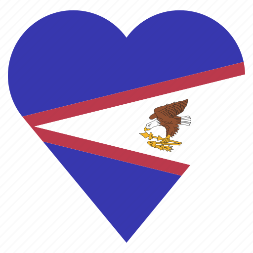 american samoa, country, flag, location, nation, navigation, pin icon
