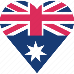 australia, country, flag, location, nation, navigation, pin icon