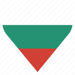 bulgaria, country, flag, location, nation, navigation, pin icon