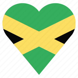 country, flag, jamaica, location, nation, navigation, pin icon