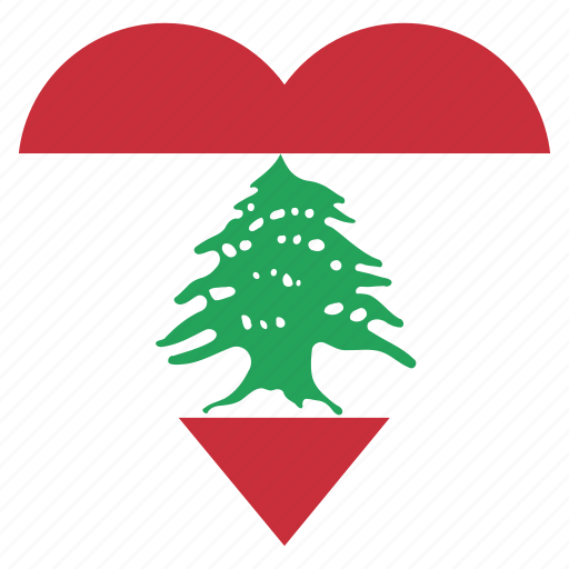 country, flag, lebanon, location, nation, navigation, pin icon