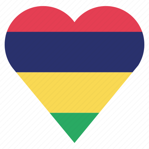 country, flag, location, mauritius, nation, navigation, pin icon