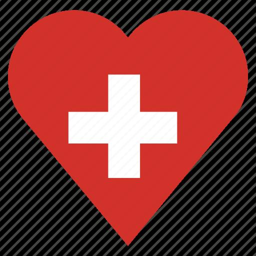 country, flag, location, nation, navigation, pin, switzerland pantone icon