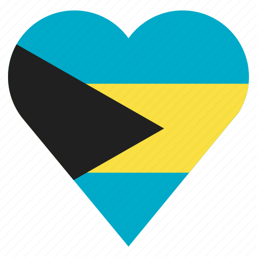 country, flag, location, nation, navigation, pin, the bahamas icon