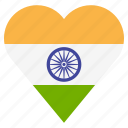 country, india, location, nation, navigation, pin icon