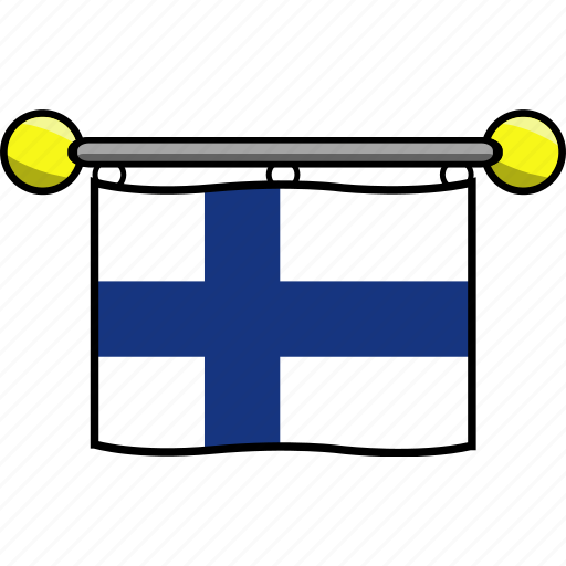 country, finland, flag, flags icon