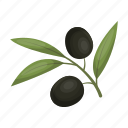 culture, sightseeing, travel, country, spain, olive, plant icon