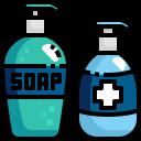 clean, cleaning, soap, washing, corona virus, coronavirus, covid19 icon