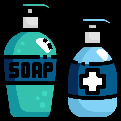 Clean, cleaning, soap, washing, corona virus, coronavirus, covid19 icon - Free download