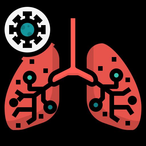 Anatomy, healthcare, hospital, lung, organ, coronavirus, covid19 icon - Free download