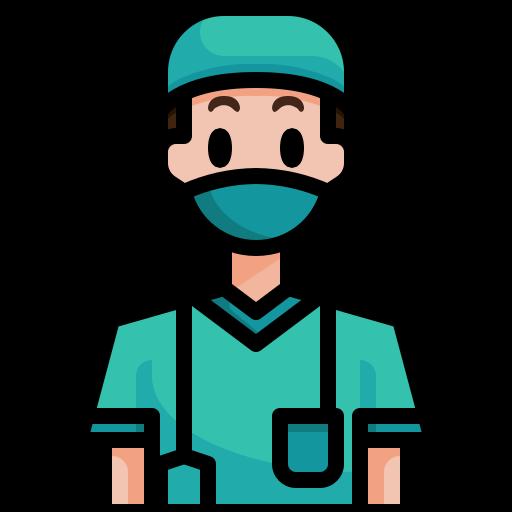 Avatar, doctor, health, hospital, medical, coronavirus, covid19 icon - Free download