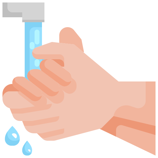 Clean, cleaning, hands, wash, washing, coronavirus, covid19 icon - Free download