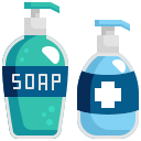 clean, cleaning, coronavirus, covid19, soap, wash, washing icon