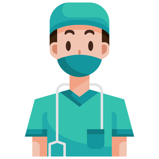 Avatar, doctor, health, hospital, man, medical icon - Free download