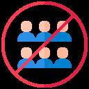 group, meeting, no congregating, virus
