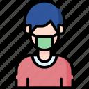 medical, mask