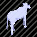 baby, cartoon, cow, food, isometric, silhouette, white