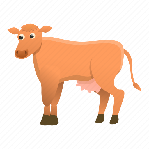 Cow, cute, flower, food, kid, nature icon - Download on Iconfinder