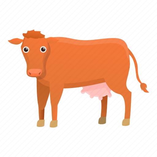 Cow, dog, fitness, funny, sport icon - Download on Iconfinder